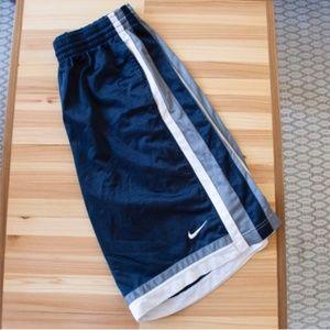 Men's XL Nike Shorts Blue White Grey